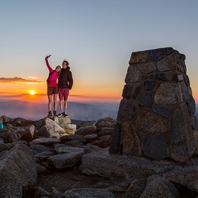 Climb Mount Kosciuszko - Bucket List Ideas