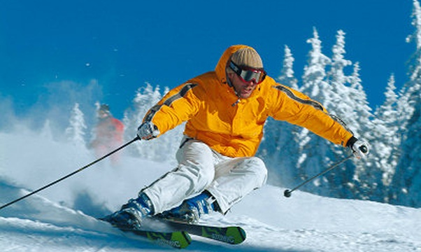 Learn how to ski - Bucket List Ideas