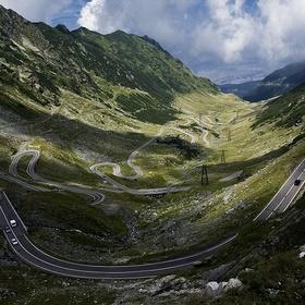 Drive on Transfăgărășan, Romania - Bucket List Ideas