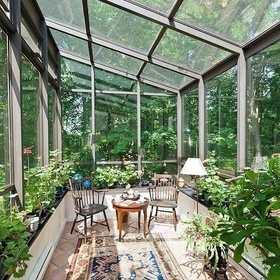 Have a solarium - Bucket List Ideas