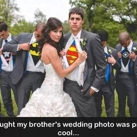 See My Brother Get Married - Bucket List Ideas