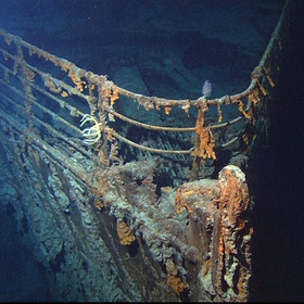 See the Titanic - Bucket List Ideas