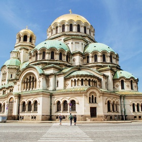 Visit St. Alexander Nevsky Cathedral in Sofia, Bulgaria - Bucket List Ideas