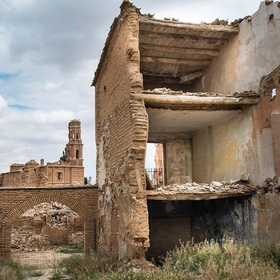 Visit the ruins of Belchite, Spain - Bucket List Ideas