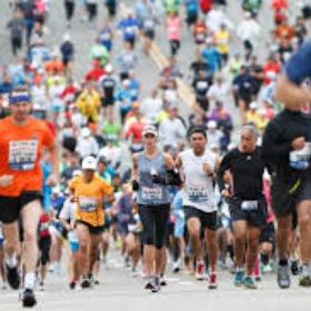 Finish a marathon - Bucket List Ideas