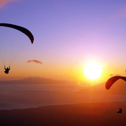 Paragliding - Bucket List Ideas