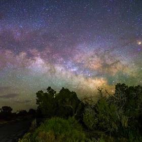 Stargaze in a Zero Light Pollution Zone - Bucket List Ideas
