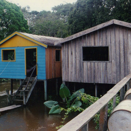 Stay overnight in the Amazon Rainforest - Bucket List Ideas