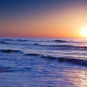 See the Sunrise by the Ocean - Bucket List Ideas