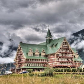 Stay at the Prince of Wales Hotel in Canada - Bucket List Ideas