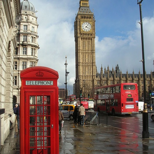 Go to london again - Bucket List Ideas