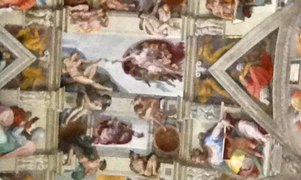 Visit the Sistine Chapel - Bucket List Ideas