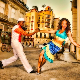 Dance Salsa in the Streets of Cuba - Bucket List Ideas