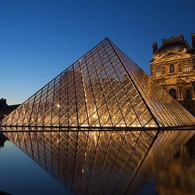 Visit the Louvre in France - Bucket List Ideas