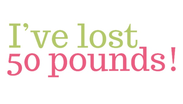 Lose 50 Pounds - Bucket List Ideas