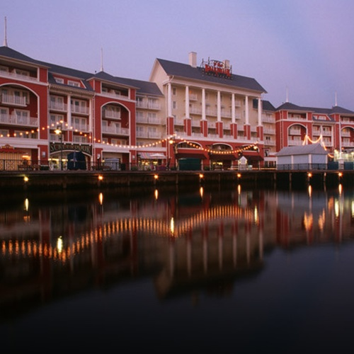 Stay at Disney's Boardwalk Inn & Villas - Bucket List Ideas