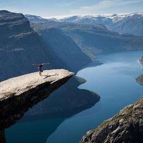 Climb Trolltunga in Norway - Bucket List Ideas