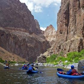 Raft the Owyhee River - Bucket List Ideas