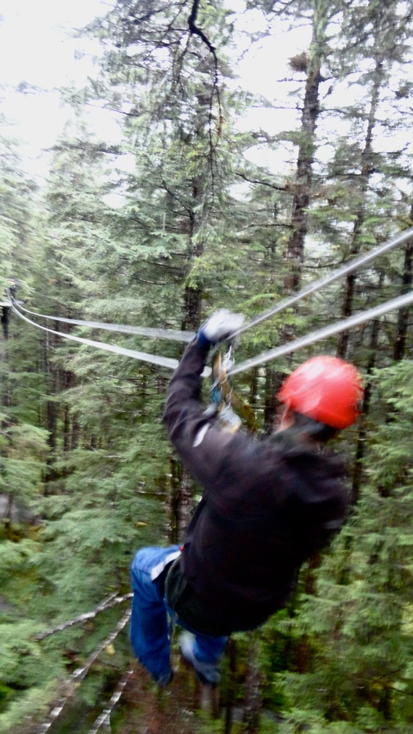 Go on a zip line - Bucket List Ideas