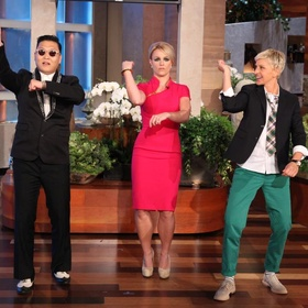 Dance with Ellen DeGeneres - Bucket List Ideas