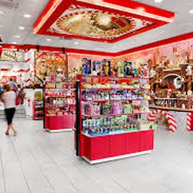 Pick a sweet treat from Sarris Candy - Bucket List Ideas