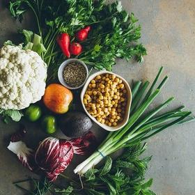 Try 5 new vegetables - Bucket List Ideas