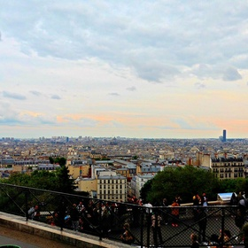 Watch the Sunset at Sacre Coeur - Bucket List Ideas