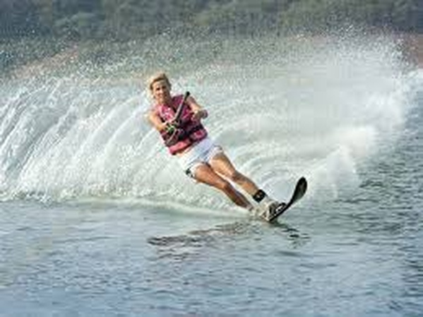 Go Waterskiing - Bucket List Ideas