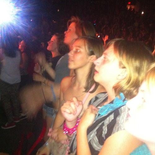 Take girls to Kesha/LMFAO concert - Bucket List Ideas