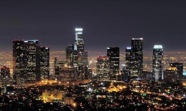 Visit Los Angeles - Bucket List Ideas