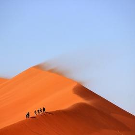 Explore the Namibia Desert - Bucket List Ideas
