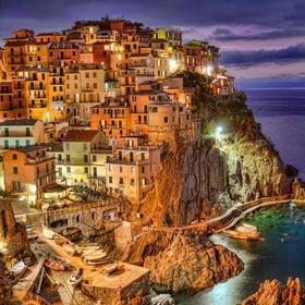Visit Cinque Terre Liguria Italy - Bucket List Ideas
