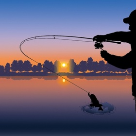 Go Fishing - Bucket List Ideas