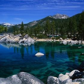 Take a swim in lake Tahoe - Bucket List Ideas