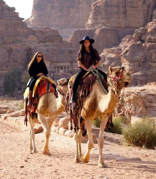 Visit Petra, Jordan - Bucket List Ideas