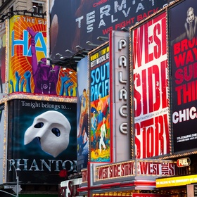 See a Broadway musical - Bucket List Ideas