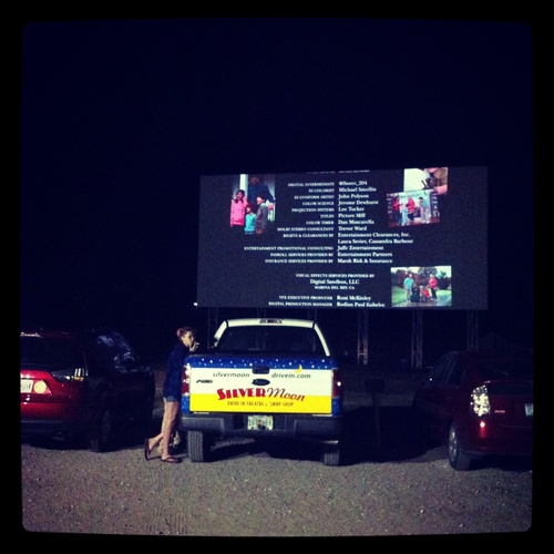 Go to a Drive-in Theater - Bucket List Ideas