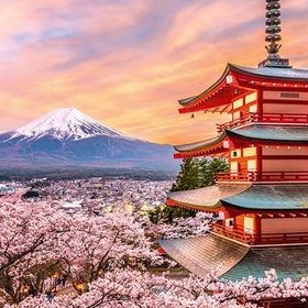 Backpack Through Japan - Bucket List Ideas