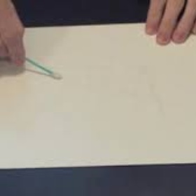 Write and give someone a letter in invisible ink - Bucket List Ideas