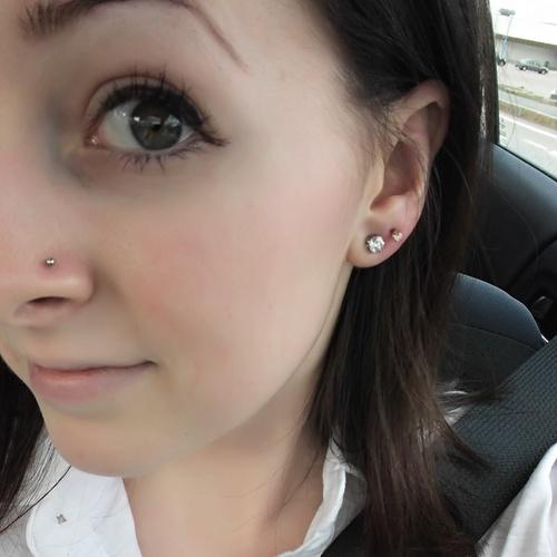 Get 2nd Ear Piercing - Bucket List Ideas