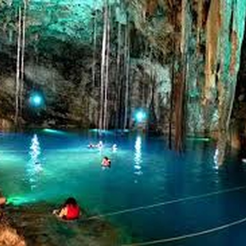 Swim Inside Cenotes in Yucatán Peninsula, Mexico - Bucket List Ideas