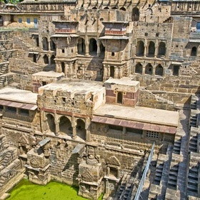 Visit Chand Baori in India - Bucket List Ideas