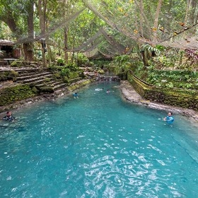 Take a dip at Ardent Hot Springs  on Camiguin Island, Philippines - Bucket List Ideas