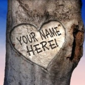 Carve my name on a tree with the one I love - Bucket List Ideas