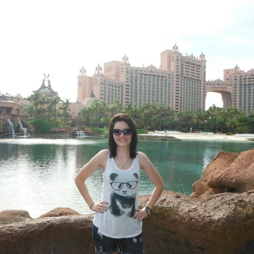 Go to Atlantis, Bahamas - Bucket List Ideas