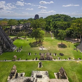 Visit Tikal, Guatemala - Bucket List Ideas