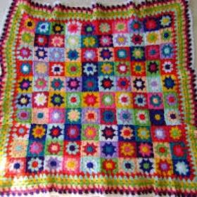 Finish my crochet blanket - Bucket List Ideas