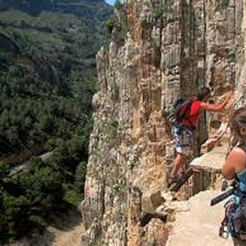 Hike El Camino del Rey~Spain - Bucket List Ideas