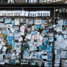 Add to Ianto's shrine - Bucket List Ideas