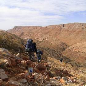 Hike the Larapinta Trail - Bucket List Ideas